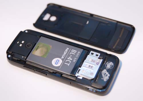 Berikut gambar Nokia 5630 XpressMusic dari forumponsel.