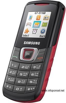 Pulsa Test Samsung Gt E1160 Hp 400rb An Fm Radio Dual Speaker